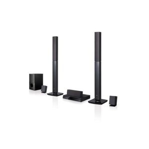 LG 1000W HOME THEARTRE SYSTEM LHD647